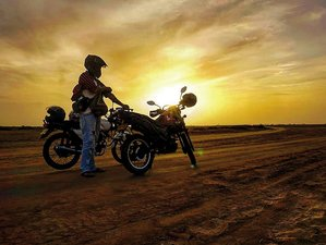 6 Day Sand and Dunes Epic Guided Motorbike Tour in Santa Marta, Palomino, Punta Gallinas, Colombia