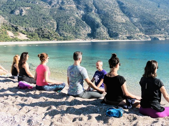 5 Days New Year Meditation and Yoga Retreat in Fethiye, Turkey