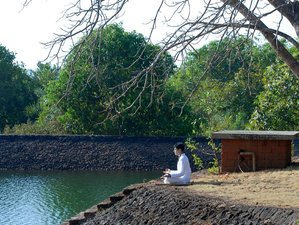 22 Days Prana for Ayurveda Rejuvenation Yoga Retreat in Gokarna, India