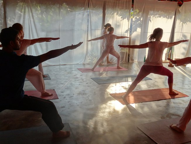 29 Days 200-Hour Yoga Teacher Training India with the Joy Of Life Foundation