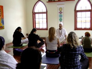 7 días retiro de yoga espiritual en República Domicana
