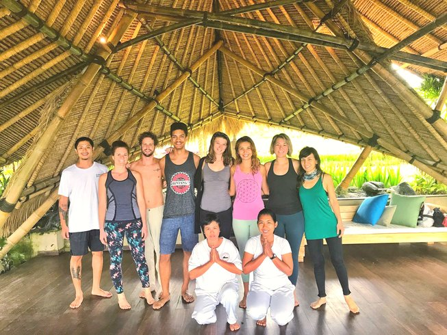 3 Days Meditation and Yoga Retreat in Bali, Indonesia