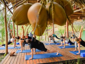 8 Days Winter Detox, Yoga, and Meditation Holiday in Laguna de Apoyo, Nicaragua