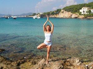 7 jours en stage de yoga économique, massages, randonnée et SUP à Binissalem, Espagne