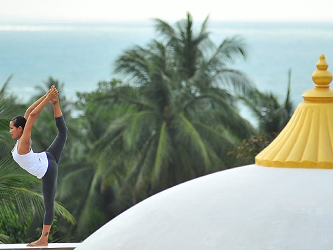9 Days Modified Detox and Yoga Retreat in Koh Samui, Thailand