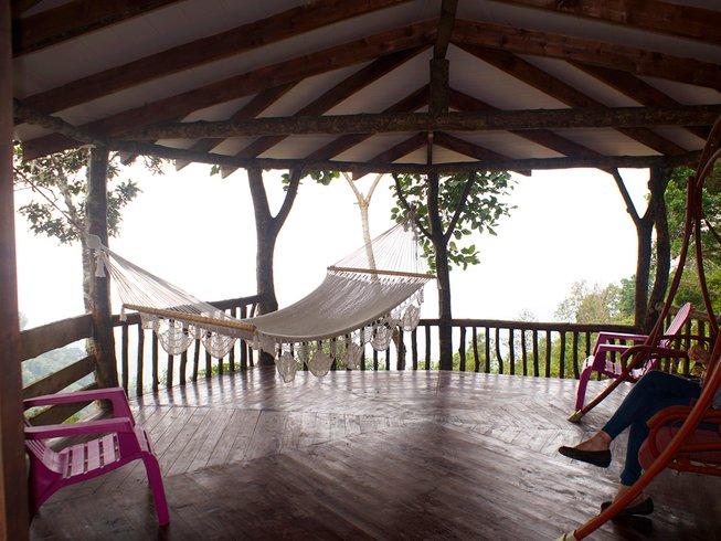 22 jours-200h de formation de professeur de yoga au Costa Rica
