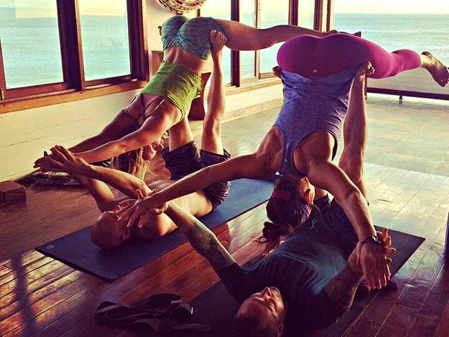 5 Days 30-Hour Aerial Yoga Teacher Training in Popoyo, Nicaragua