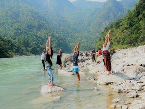 31 días retiro de yoga, detox, rejuvenecimiento y meditación en Rishikesh, India