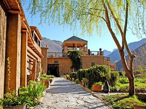 4 Days Morocco Mountain Yoga Retreat at Kasbah du Toubkal