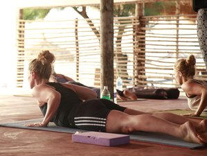 7 días de spa y retiro de yoga en Goa, India