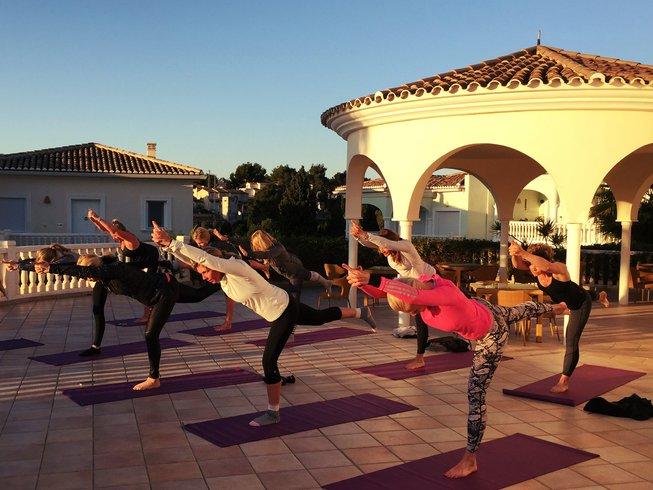 7 días lujoso retiro de detox y meditación en España