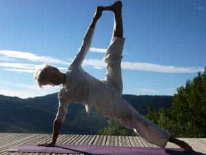 6 Days a La Carte Yoga Vacation in Bargemon, France