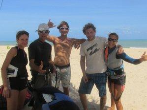 7 Day Kite Surf Camp in São Miguel do Gostoso, Rio Grande do Norte