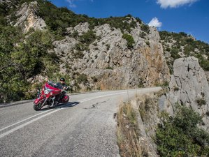 2 Day Chieftain Weekends Rides Guided Motorcycle Tour in Greece