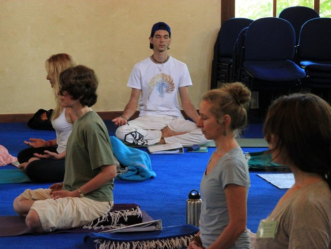 11 Days Ananda Meditation® Teacher Training in USA