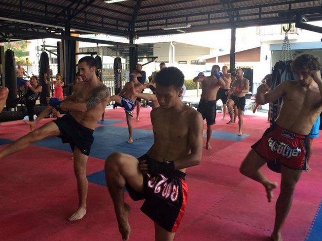 3 Days Intensive Muay Thai Training in Thailand