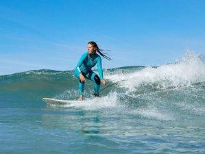 8 Day Thrilling and Memorable Surf Camp in Praia Azul - Santa Cruz