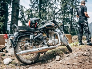 15 Day Himalayan Guided Motorcycle Tour on the Worlds Highest Motorable Pass