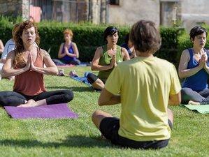 5 días retiro de yoga y meditación de otoño en Cataluña, España