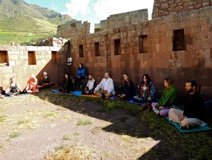 5 Tage Schweige Meditation & Hatha Yoga Urlaub in Peru