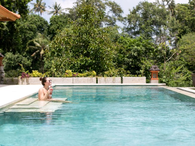 8 Days Surf Camp and Yoga Retreat in Bali, Indonesia