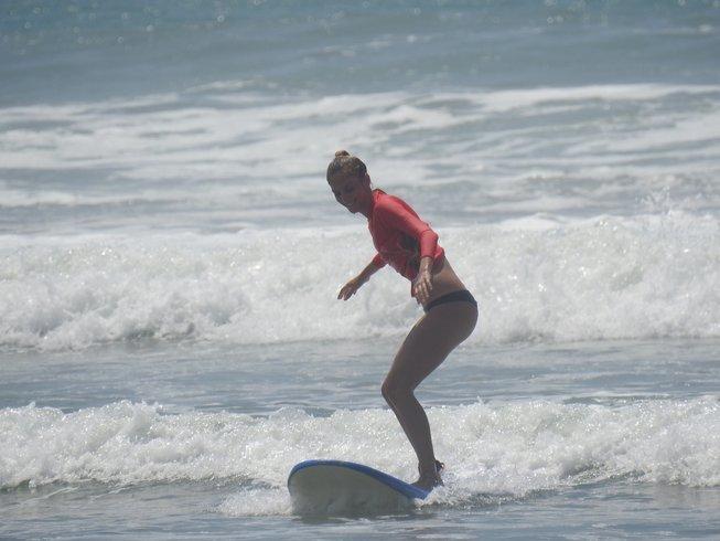 7 días retiro de yoga y surf en Santa Teresa, Costa Rica