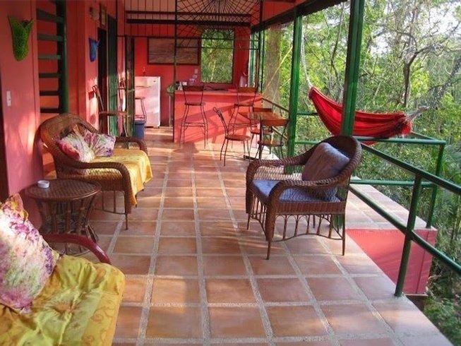 8 jours en stage de yoga, detox et enseignements d'Osho à Nosara, Costa Rica