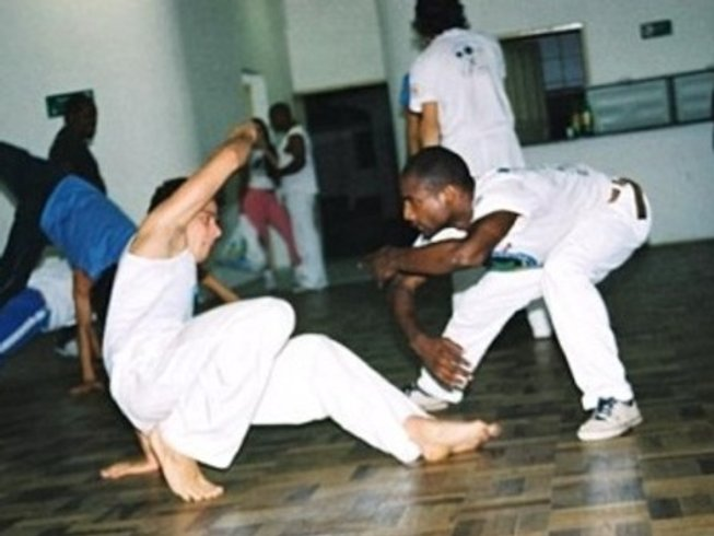 7 Days Brazilian Capoeira Training