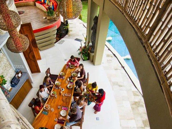 7 jours en stage de yoga et de méditation de luxe à Bali, Indonésie