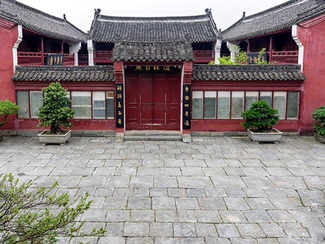 10 Days Learning Kung Fu, Tai Chi, and Taoist Healthcare in China