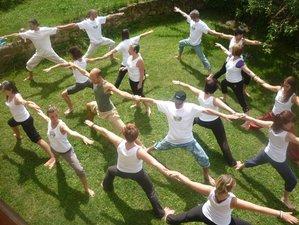 8 días de vacaciones de yoga y salud en los Picos de Europa, Liébana.
