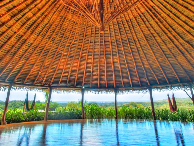 7 Days Energetic Lines in the Sand Yoga Retreat in Guanacaste, Costa Rica