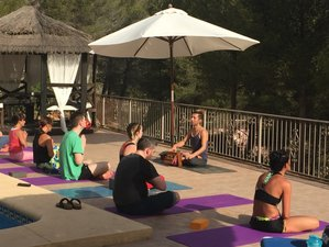 6-Daagse All-Inclusive Yoga en Fitness Retraite in Spanje
