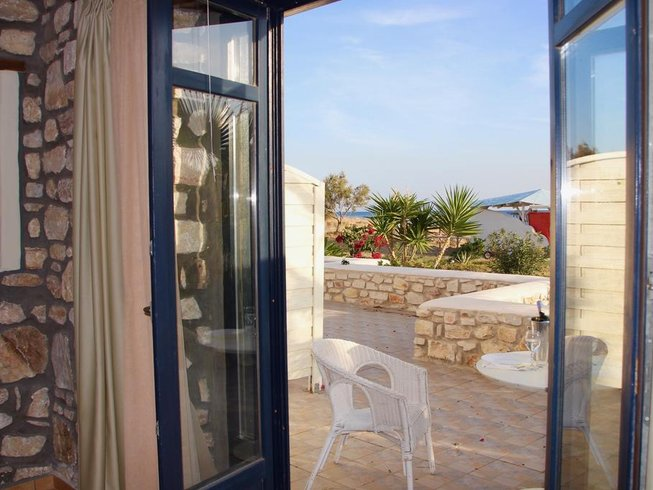 7 Days Greek Yoga Retreat in Paros Island, Greece