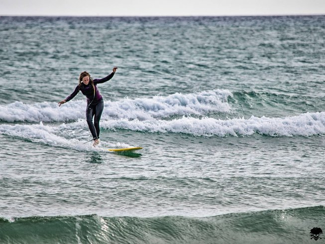 8 Days Surf, Meditation, and Yoga Holiday in Ragusa, Italy