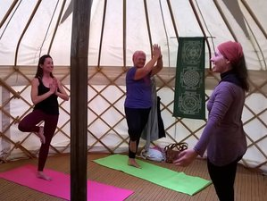 3 Days Kundalini and Vinyasa Yoga Retreat UK