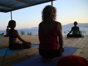13 Days Tantra Meditation and Yoga Retreat in Paleros, Greece