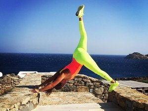 7 Days All-Inclusive Fitness and Yoga Retreat in Greece