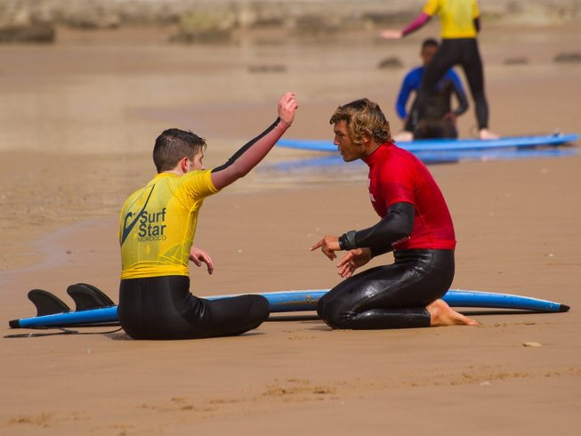 6 Days Surf Camp in Tamraght, Morocco