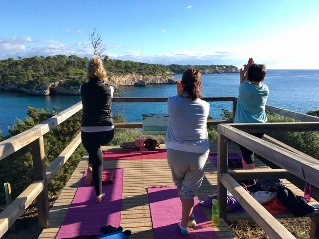 8 Days Personalised Meditation, Healthy Food, and Yoga Retreat in Mallorca, Spain