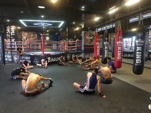 7 Days Muay Thai Training in Bangkok, Thailand