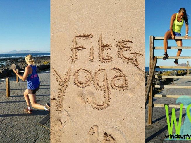 8-Daagse Fit en Yoga Retraite in Spanje