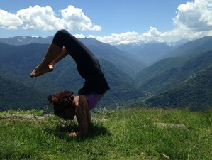 8 Days Santhosa Yoga Retreat France