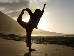 8 Day Private Yoga Retreat with Healing and Wellness for 1 or 2 Guests on La Palma, Canary Islands
