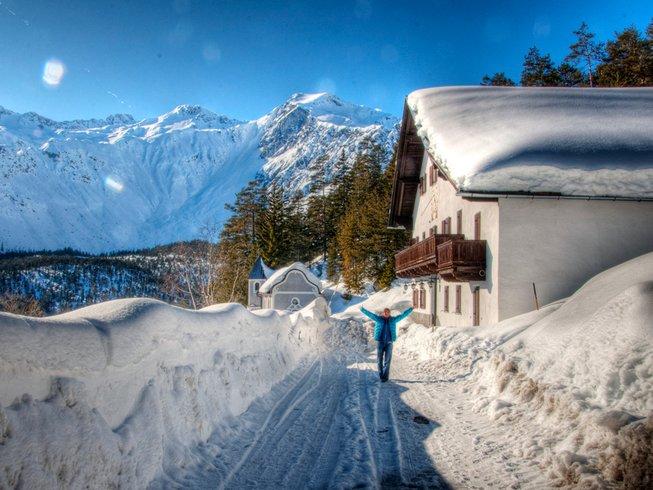 4 Days Ski and Jivamukti Yoga Retreat in Tyrol, Austria