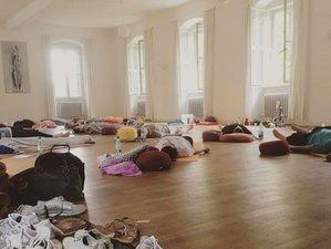 4 Tage Yoga, Meditation und Yogaphilosophie in der Besonderen Energie des Klosters Oberzell, Bayern