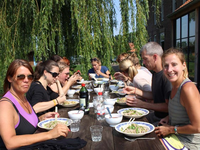 6 Days Yoga and Healthy Food Retreat in Belgium