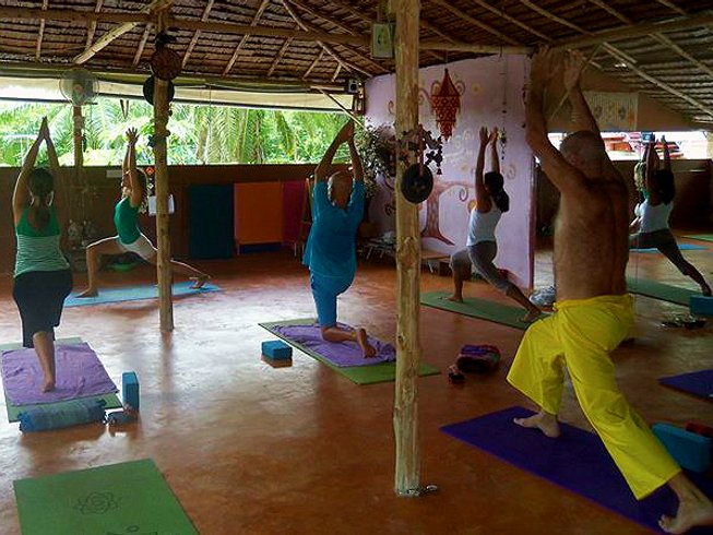3 Days Level 1 Reiki Healing Workshop & Yoga Retreat in Krabi