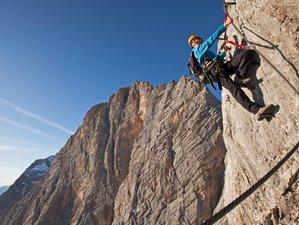6 Tage Yoga und Klettersteig Urlaub in Schladming, Steiermark