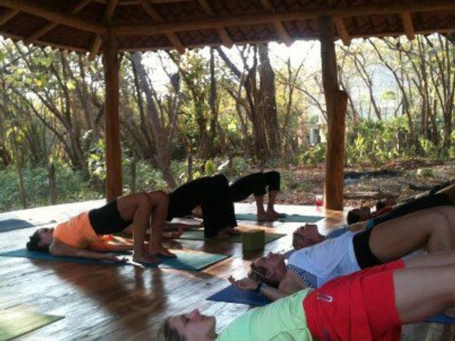 8 Days Yoga and Surf Holiday in Costa Rica